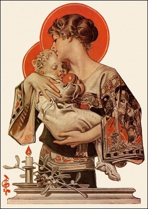 С Днем Матери открытки - на День матери для поздравления